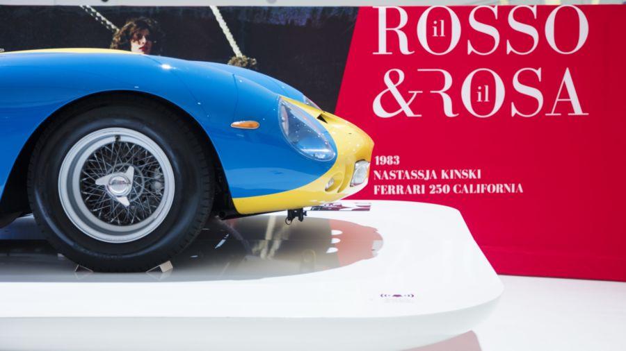 Inspirierende Frauen und ihre Beziehung zu Ferrari ...